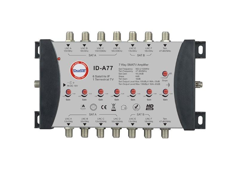 05) SMATV Amplifier