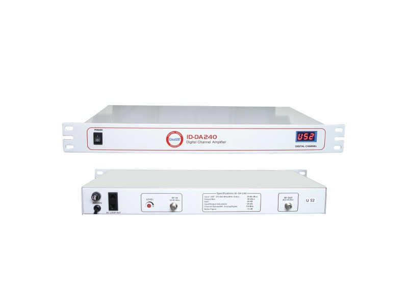 08) Digital Channel AmpliFier