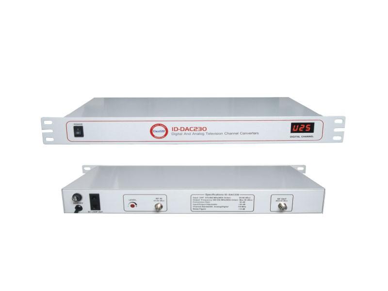 12) Digital Channel Converter