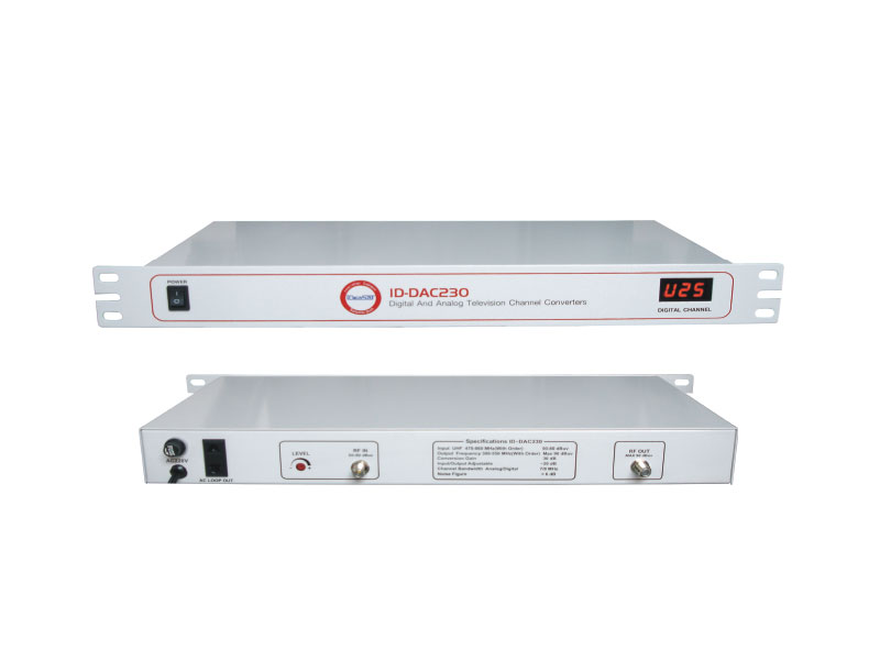 Digital Channel Converter
