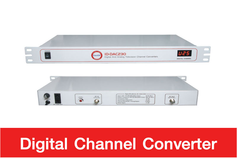 c-Digital-Channel-Converter