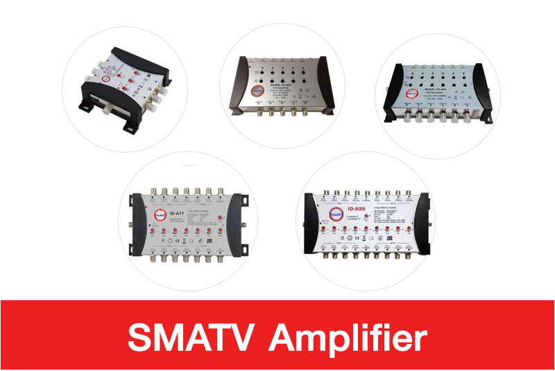 c-SMATV-Amplifier