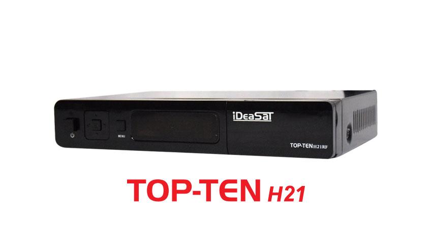 Top-Ten H2RF